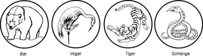 Vorzeitliche Tierkonzepte